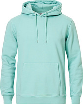 Colorful Standard Classic Organic Hood Faded Mint
