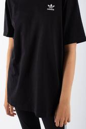 Essential Tee Fm9969 - Black - Adidas Originals - Xs Sort