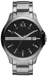 Armani Exchange Smart Herreur Ax2103 Sort/stål Ø46 Mm