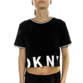 Dkny Spell It Out Ss Top