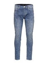 Rey K3145 Slim Jeans Blå Gabba