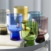 Lyngby Tumbler Glas - 6 Stk