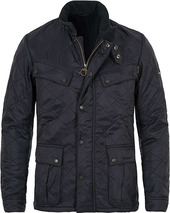 Barbour International Ariel Polarquilt International Navy