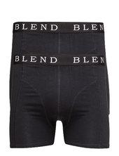 Bhned Underwear 2-pack Noos Boxershorts Sort Blend