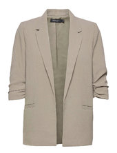 Slshirley Blazer Blazers Casual Blazers Beige Soaked In Luxury