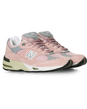 New Balance Made In England 991 Sneaker Pink/grey
