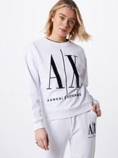 Armani Exchange Sweatshirt '8nym02'  Hvid