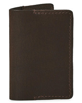 Tärnsjö Garveri Tg1873 Card Holder Dark Brown