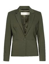 Zella Blazer Blazers Business Blazers Grøn Inwear