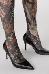 Stockings - Melancholia Flower - Han Kjøbenhavn - Blomstret Xs/s