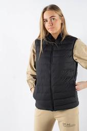 Trekker Vest - Black - Rains - Sort S/m