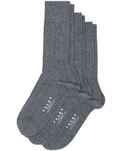 3-pack Lhasa Cashmere Socks Light Grey