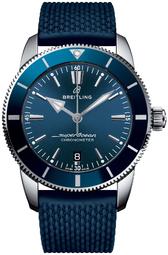 Breitling Superocean Heritage Ii 44 Herreur Ab2030161c1s1 Blå/gummi