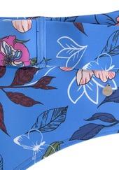S.oliver Bikinitrusse  Blå / Blandingsfarvet