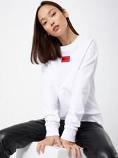 Hugo Sweatshirt 'nakira'  Hvid