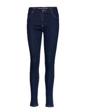 Cuasta Denim Pants Skinny Jeans Blå Culture