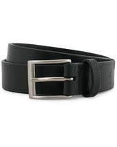 Tärnsjö Garveri Leather Belt 3cm Black