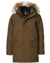Canada Goose Emory Parka Military Green