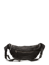 Fashion Favourites Large Bum Bag Bum Bag Taske Sort Depeche