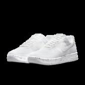 Nike Air Force 1 Crater Flyknit-sko Til Mænd - Hvid