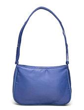 Unlimit Shoulder Bag Kerry Skuldertaske Taske Blå Unlimit