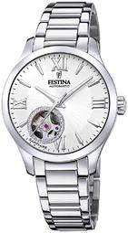 Festina 99999 Dameur F20488-1 Sølvfarvet/stål Ø34 Mm