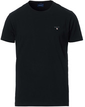 Gant The Original Solid Tee Black