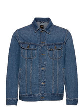 Rider Jacket Jakke Denimjakke Blå Lee Jeans