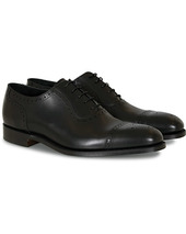 Loake 1880 Strand Brogue Black Calf