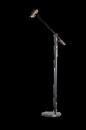 Gulvlampe Cato Højde 100-133,9cm