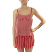 Dkny Walk The Line Cami And Boxer