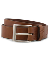 Tärnsjö Garveri Leather Belt 3cm Cognac