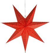 Adventsstjerne Dot Rød