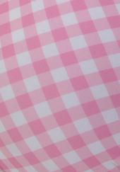 Buffalo Bikinioverdel  Hvid / Pink