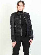 Ida Biker Kunst Læderjakke