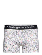 Maple 1 Pack Owl Underwear - Gots/v Boxershorts Creme Knowledge Cotton Apparel