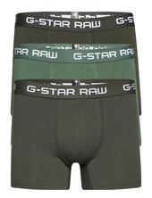 Classic Trunk Clr 3 Pack Boxershorts Grå G-star Raw