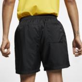 Nike Sportswear-shorts I Vævet Stof Til Mænd - Black