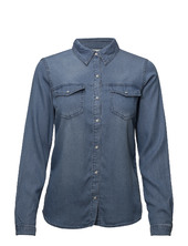 Vibista Denim Shirt-noos