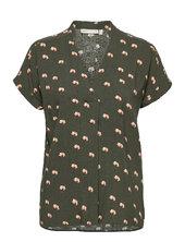 Viksaiw Top T-shirt Top Grøn Inwear