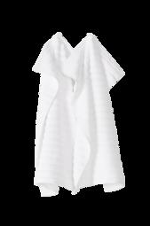 Neptun Håndklæde 2-pak - økologisk