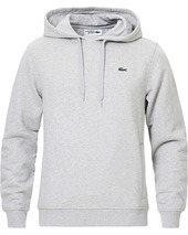 Lacoste Hoodie Argent Chine