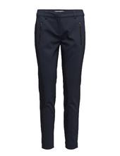 Zapant 1 Pants Bukser Med Lige Ben Blå Fransa
