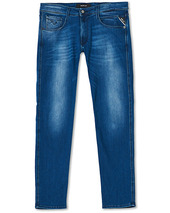 Replay Anbass Powerstretch Jeans Light Blue