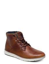 Bax Mid M High-top Sneakers Brun Björn Borg
