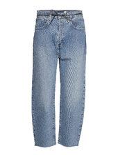 Lmc Barrel Lmc Palm Blues Lige Jeans Blå Levi's Made & Crafted