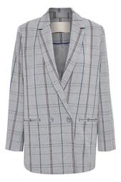 Karen By Simonsen Sydneykb Fashion Check Blazer 10102370