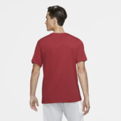 A.s. Roma-fodbold-t-shirt Til Mænd - Rød