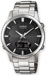 Casio Radio Controlled Herreur Lcw-m170d-1aer Sort/stål Ø39 Mm