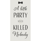 """Magnet - Ib Laursen """"a Little Party Never Killed Nobody"""""""